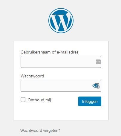 inloggen-op-wordpress