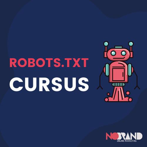 ROBOTS.TXT CURSUS (2)